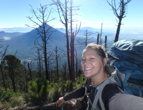 Backpacking internationally vs. Backpacking in the Wilderness